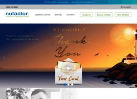nufactor.com