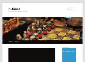 nufapad.wordpress.com