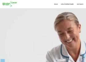 nuffieldhealthcareers.com