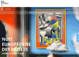 nuitdesmusees.culture.fr