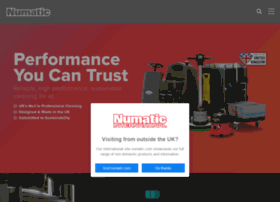 numatic.co.uk