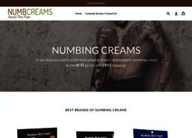 numbcreams.com