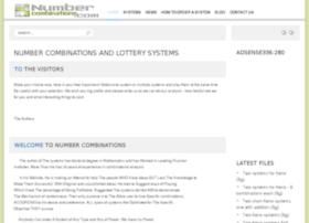 number-combinations.com