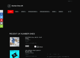 number-ones.co.uk