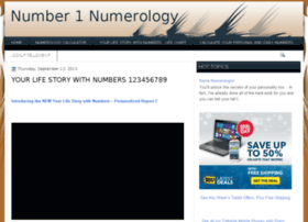 number1numerology.blogspot.com