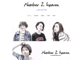 number2heaven.com