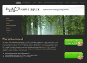 numberjack.ucc.ie