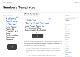 numberstemplates.com