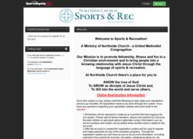 numcsportsrec.sportssignup.com