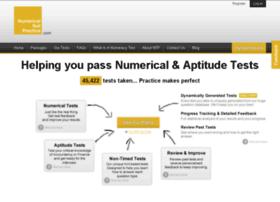 numericaltesthelp.com