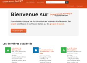 numerique.exposciences-auvergne.fr