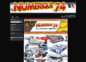 numerique74.com