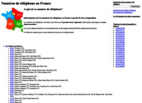 numero-de-telephone.cherchtoo.fr