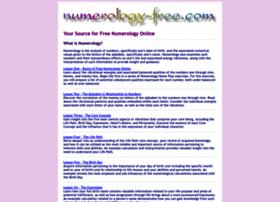 numerology-free.com