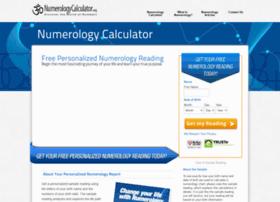 numerologycalculator.org