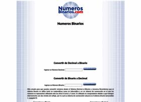 numerosbinarios.com