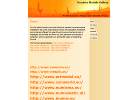 Numis.webs.com