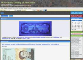 numismatica-venezuela.info