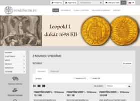 numizmatik.eu info. NUMIZMATIK.EU - numizmatika, pamätné mince ...