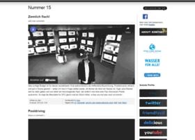 nummer15.wordpress.com