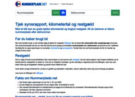 nummerplade.net