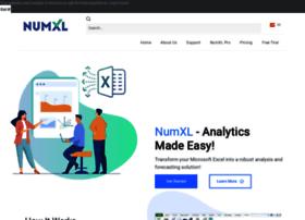 numxl.com