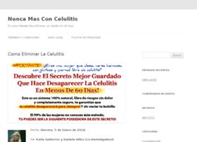 nuncamasconcelulitis.com