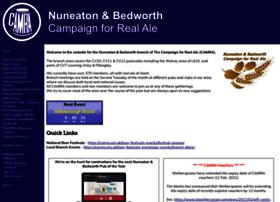 nuneaton.camra.org.uk