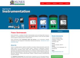 nunesinstruments.com