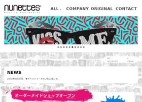nunettes-shop.jp
