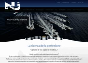 nuovajollymarine.com