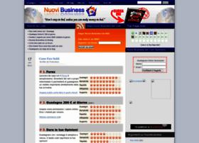 nuovibusiness.com