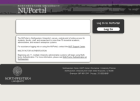 nuportal.northwestern.edu