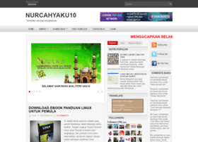 nurcahyaku10.blogspot.com