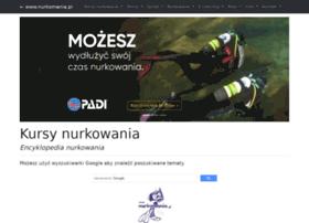 nurkomania.pl