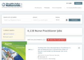 nursejobsnationwide.com