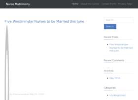 nursematrimony.com