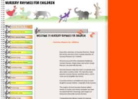 nursery-rhymes-children.com