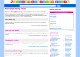 nurseryactivityideas.co.uk