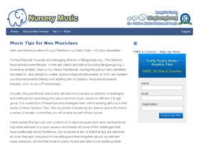 nurserymusic.co.uk