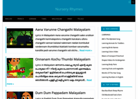 nurseryrhymesvideo.melbia.com