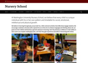 nurseryschool.wustl.edu