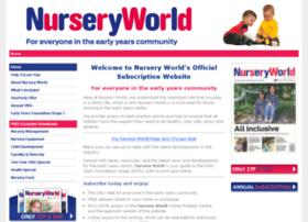 nurseryworld.magazine.co.uk