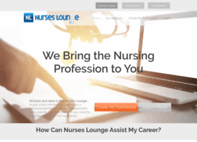 nurseslounge.com
