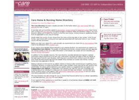 nursing-home-directory.co.uk