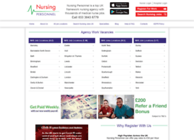 nursing-personnel.com