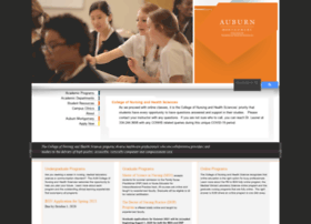 nursing.aum.edu