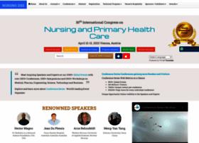 nursing.conferenceseries.com