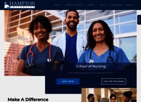 nursing.hamptonu.edu