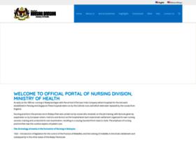nursing.moh.gov.my